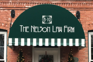 The Nelson Law Firm Front Entrance