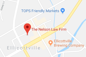 The Nelson Law Firm Map